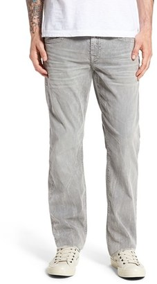 Men's True Religion Brand Jeans 'Ricky' Relaxed Fit Corduroy Pants $199 thestylecure.com