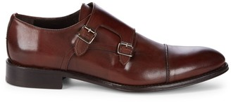 To Boot Horatio Burnished Leather Dress Shoes