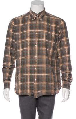 Missoni Window Check Shirt
