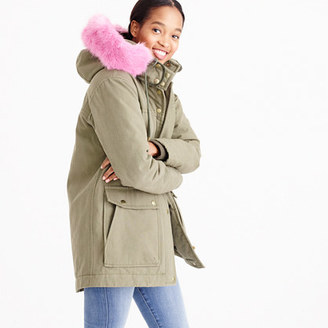 Collection down parka $495 thestylecure.com