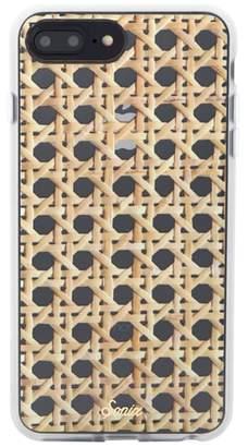 Sonix Sonic Rattan Print iPhone 6/6s/7/8 & 6/6s/7/8 Plus Case