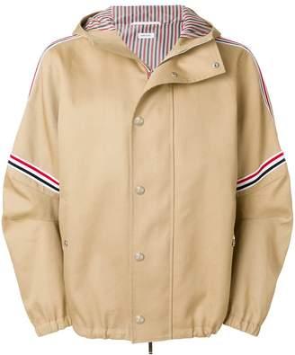 Thom Browne Oversized Mackintosh Jacket