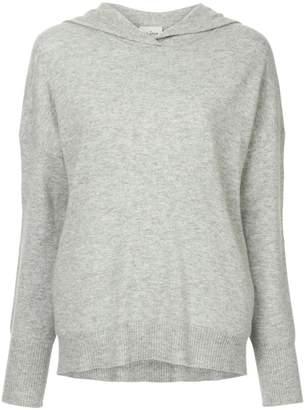 Le Kasha cashmere hoodie