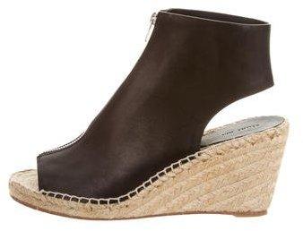 CelineCéline Espadrille Wedge Sandals