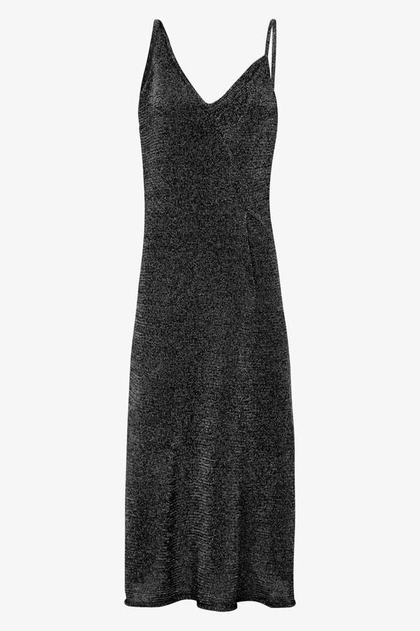 Sass & Bide Liquid Metal Dress