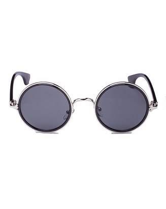VivaLaDiva Sierra Retro Lennon Style Sunglasses