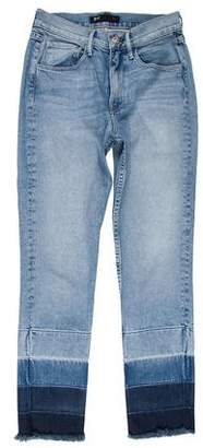 3x1 High-Rise Ombré Jeans