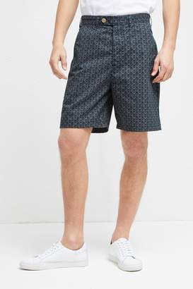 French Connenction Kast Tile Twill Shorts