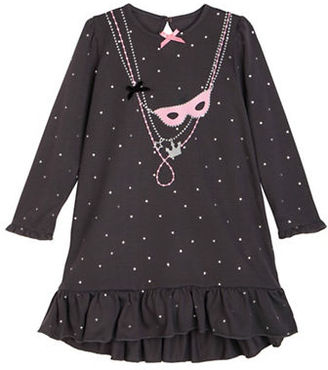 Petit Lem Magic Girl Long Sleeve Nightgown $28 thestylecure.com