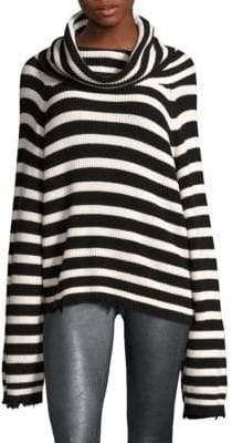 RtA Alexis Turtleneck Sweater