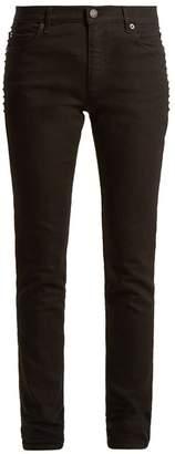 Valentino Rockstud Untitled t6 skinny jeans