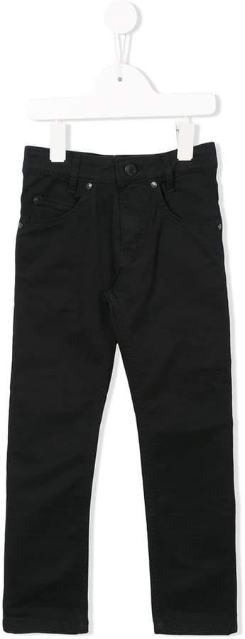Givenchy Kids Klassische Jeans