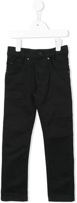 Givenchy Kids classic fitted jeans