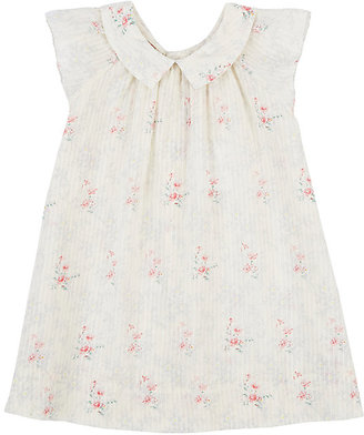 Bonpoint Floral Cotton Dress $150 thestylecure.com