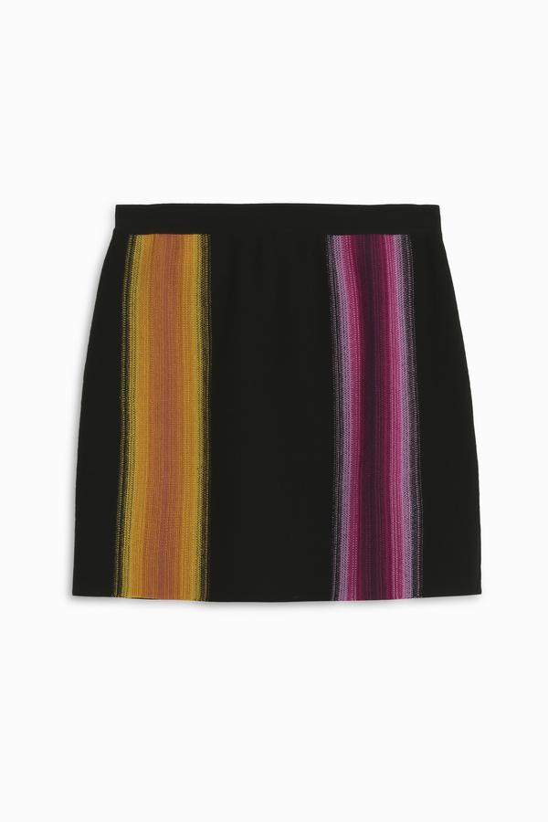 Missoni Striped Mini Skirt