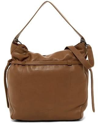 Liebeskind Berlin Vintage Lux Collection Lincoln Leather Shoulder Bag