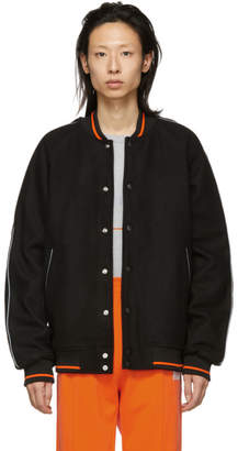 Converse Black Vince Staples Edition Bomber Jacket