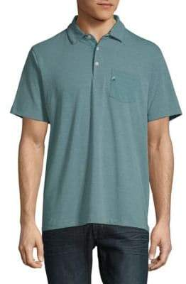 Tailor Vintage Performance Buttoned Polo