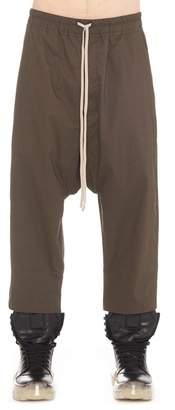 Drkshdw 'drawstring Cropped' Pants