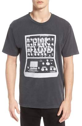 Original Retro Brand Pink Floyd Synth T-Shirt