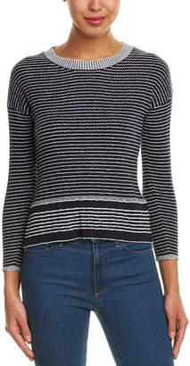 James Perse Vintage Wool-Blend Sweater