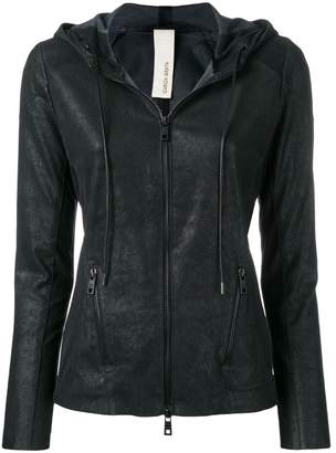 Giorgio Brato stretch leather jacket