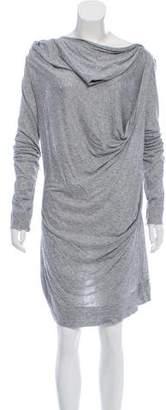 AllSaints Ione Long Sleeve Dress