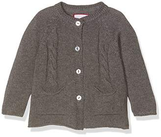 NECK & NECK Girl's 17V11501.81 Baby Fantasy Knitted Jacket