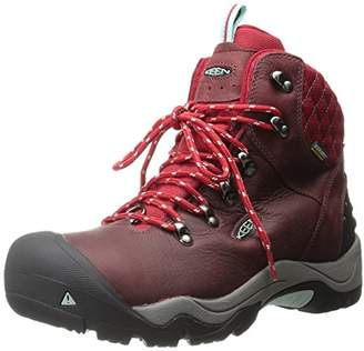 KEEN Women's Revel III Cold Weather Hiking Boot $111.97 thestylecure.com