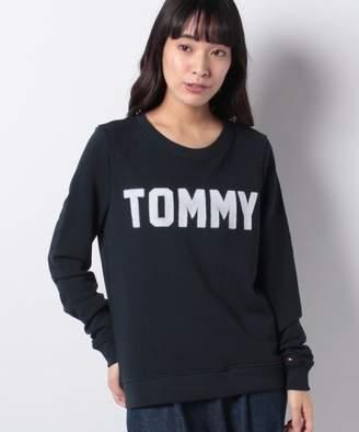 Tommy Hilfiger (トミー ヒルフィガー) - TOMMY HILFIGER ロゴ スウェット トレーナー