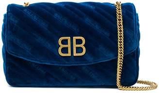 Balenciaga BB chain wallet