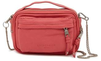 Liebeskind Berlin Juma Multipocket Vintage Leather Crossbody Bag