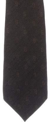 Gucci Silk & Wool-Blend Tie