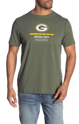'47 NFL Green Bay Packers Crew Neck Tee