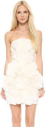 Marchesa Peony Dress