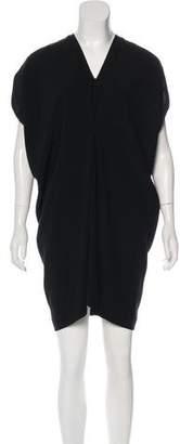 Zero Maria Cornejo Dolman Mini Dress