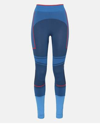 adidas by Stella McCartney Blue Training Seamless Tight