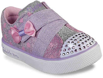 Skechers Twinkle Toes Twinkle Breeze 2.0 Sparkle-Z Infant & Toddler Light-Up - Girl's