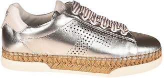 Tod's Shiny Sneakers