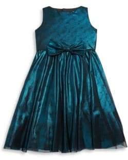 Isabel Garreton Toddler's& Little Girl's Sparkle Dress