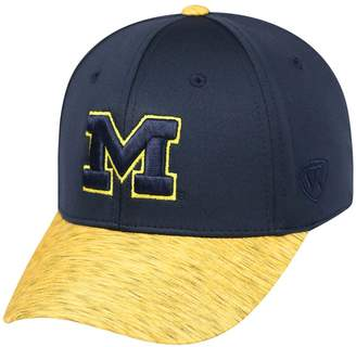 Top of the World Adult Michigan Wolverines Lightspeed One-Fit Cap