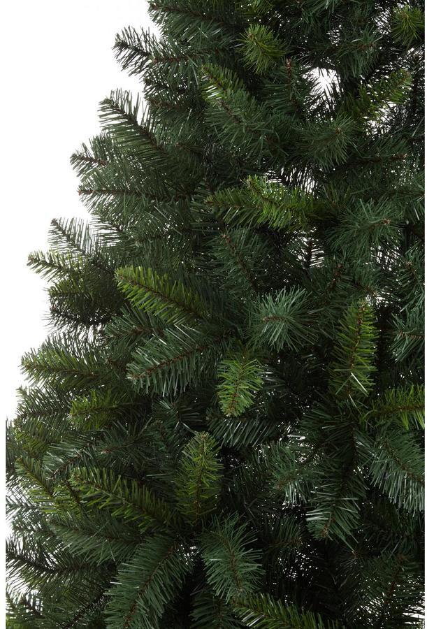 Very Space Saving Half Christmas Tree 6ft