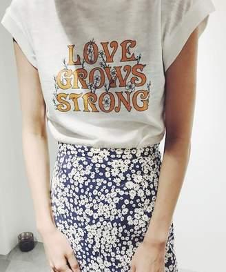Edit.for LuLu (エディット フォー ルル) - EDIT.FOR LULU 【KID DANGEROUS】 LOVE ロゴTシャツ