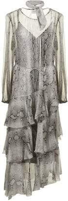 Zimmermann Python Print Dress