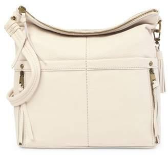 The Sak Leather Zip Bucket Bag