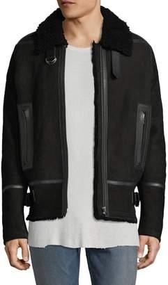 IRO Men's Greg Shearling Jacket