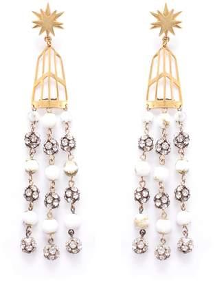 Lulu Frost Vintage Starry Journey Earrings
