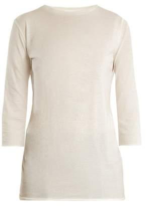 Raey Half-sleeve cotton T-shirt