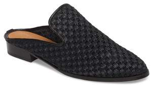 Robert Clergerie Aliceop Woven Loafer Mule