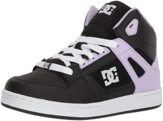 DC Girls' Pure High-Top Skate Shoe